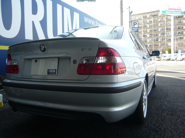 BMW <font size=4 color=red face=Impact>SOLD OUT</font> 318i