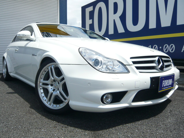 AMG <font size=4 color=red face=Impact>SOLD OUT</font> CLS55 コンプレッサー