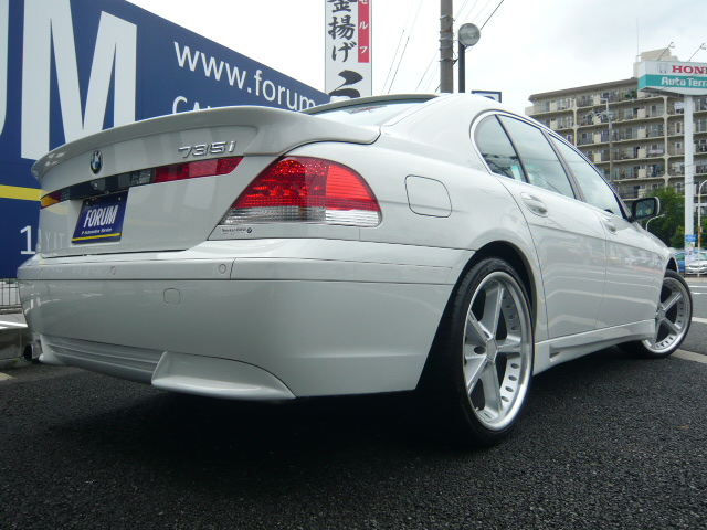 BMW <font size=4 color=red face=Impact>SOLD OUT</font> 735i