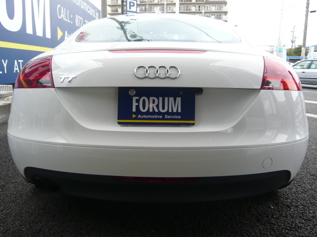 Audi <font size=4 color=red face=Impact>SOLD OUT</font> TTクーペ