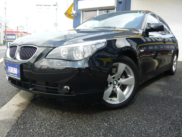 BMW <font size=4 color=red face=Impact>SOLD OUT</font> 525i