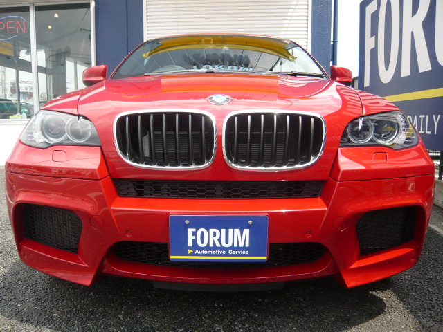 BMW <font size=4 color=red face=Impact>SOLD OUT</font> X6 M