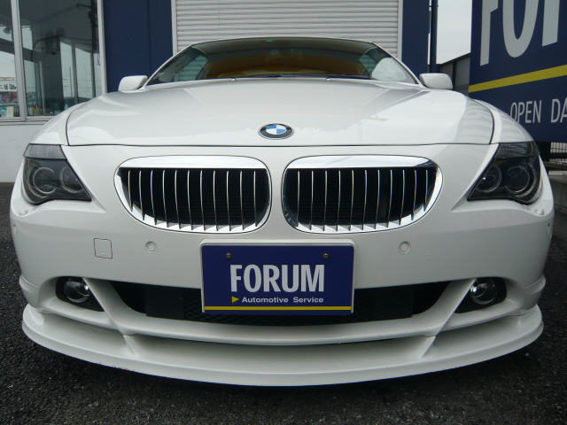 BMW <font size=4 color=red face=Impact>SOLD OUT</font> 645Ci