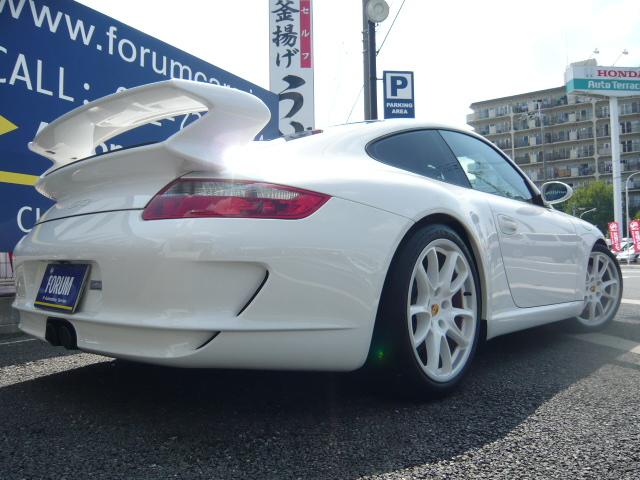 ポルシェ <font size=4 color=red face=Impact>SOLD OUT</font> 911 GT3 スポーツクロノPKG KW車高調 HLS4油圧システム