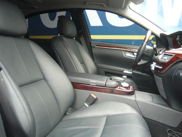 メルセデス・ベンツ  S500L ロリンザー