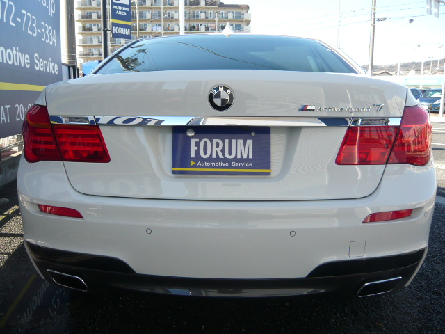 BMW <font size=4 color=red face=Impact>SOLD OUT</font> アクティブハイブリッド7