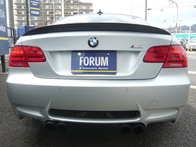 BMW <font size=4 color=red face=Impact>SOLD OUT</font> M3クーペ