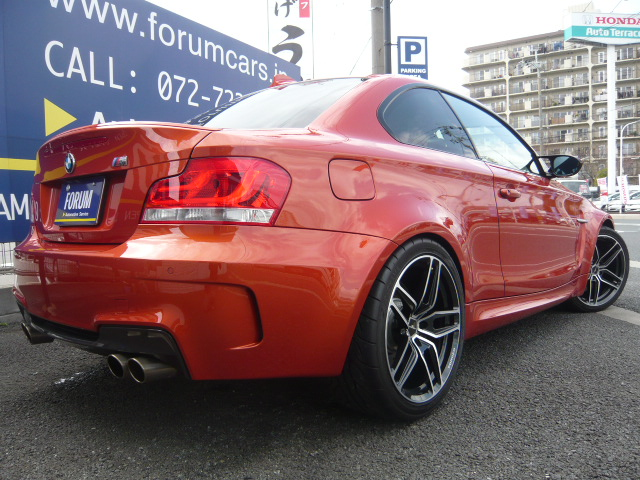 BMW <font size=4 color=red face=Impact>SOLD OUT</font> 1Mクーペ