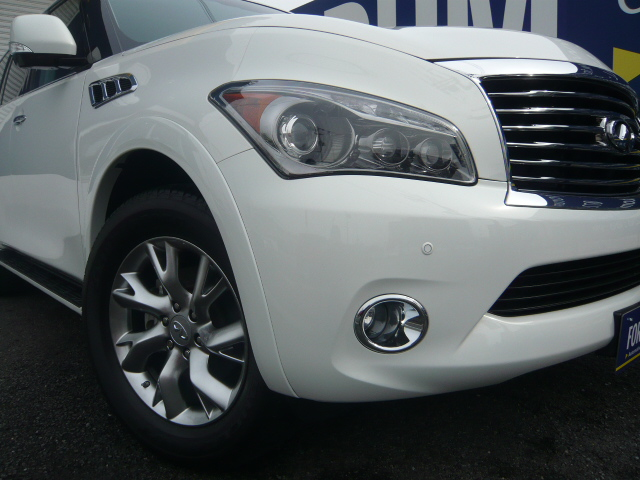 INFINITI <font size=4 color=red face=Impact>SOLD OUT</font> QX56