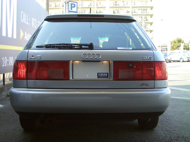 Audi <font size=4 color=red face=Impact>SOLD OUT</font> A6アバント