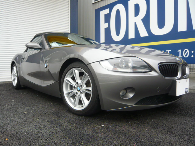BMW <font size=4 color=red face=Impact>SOLD OUT</font> Z4