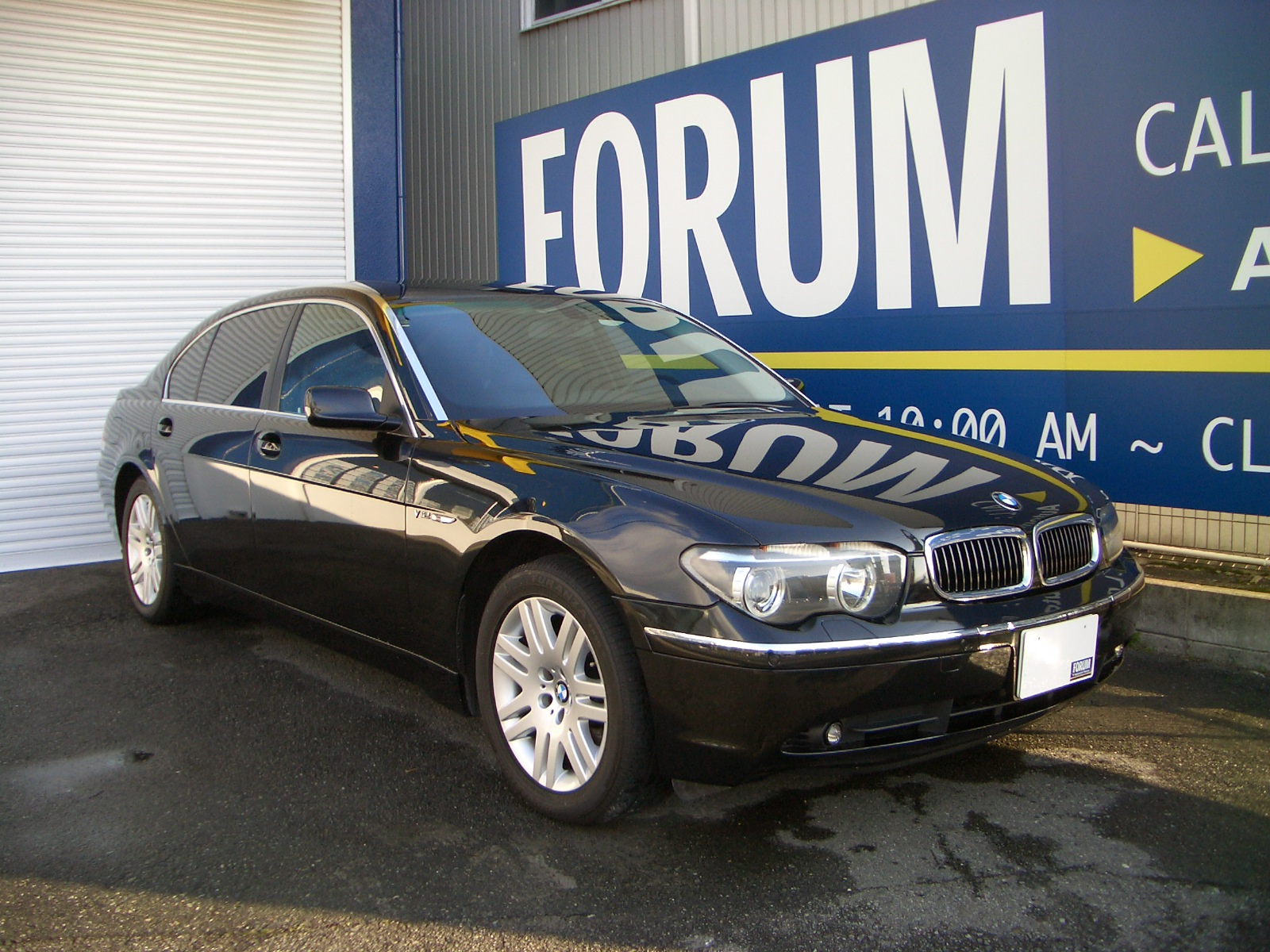 BMW <font size=4 color=red face=Impact>SOLD OUT</font> 745Li