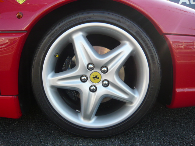 フェラーリ <font size=4 color=red face=Impact>SOLD OUT</font> F355