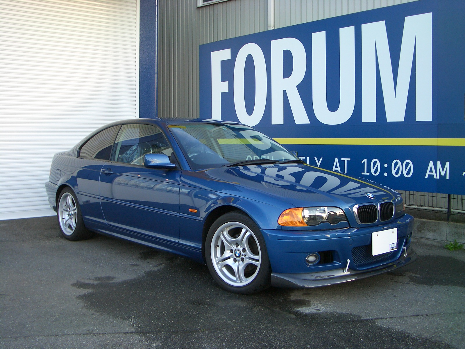 BMW <font size=4 color=red face=Impact>SOLD OUT</font> 318Ci